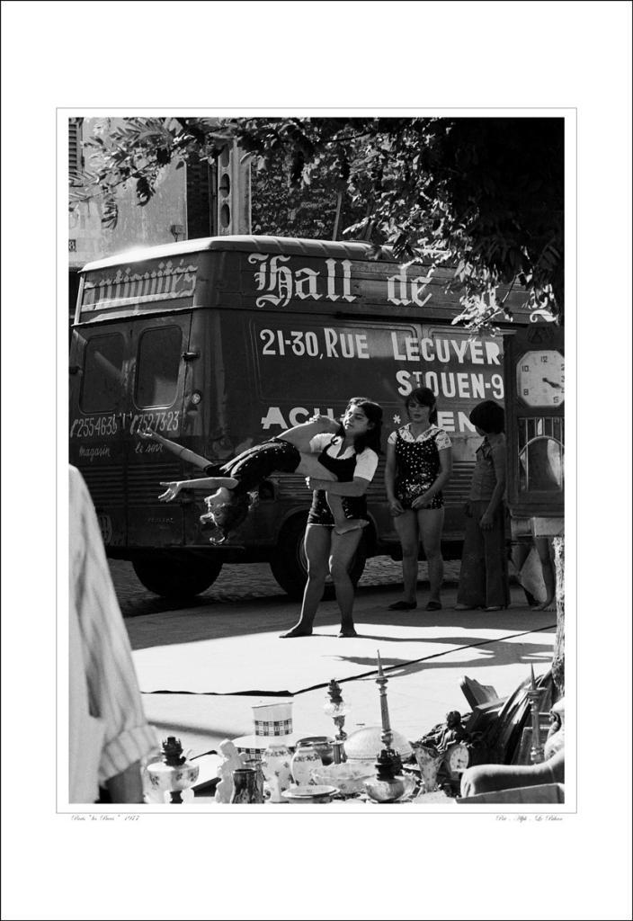 Paris les puces-1977